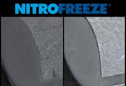 Overmolded Ryton on Stainless Steel (Cryogenic Deflashing)