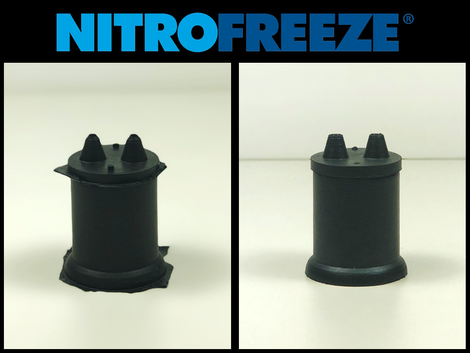 Case Study: Cryogenic Deflashing for Rubber Grommets
