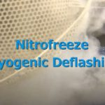 cryogenic deflashing