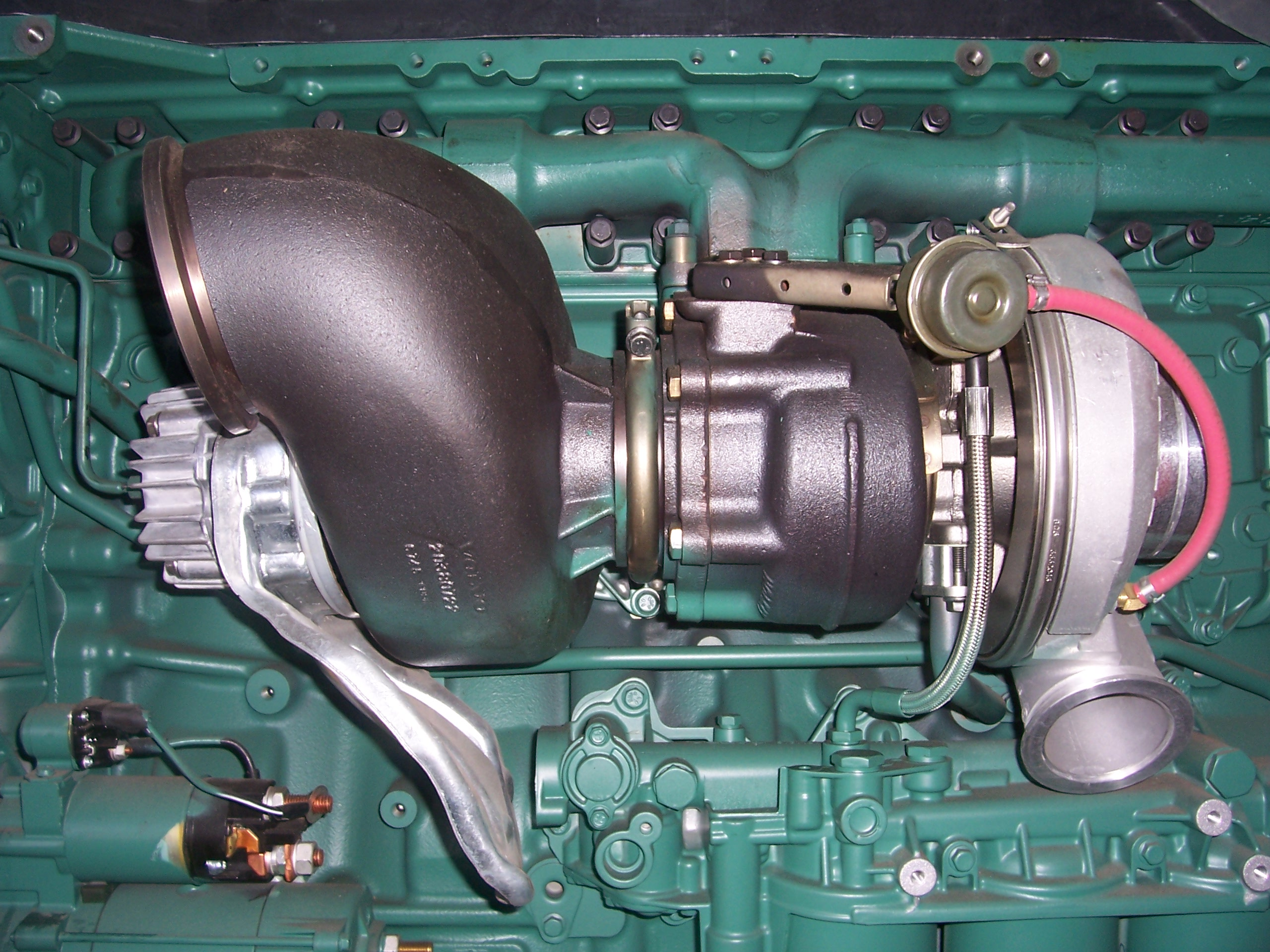 Cryogenic Treatment for Turbochargers